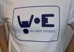 """""""The Insulators Have Been Green Since ????"""" — We Party Patriots T-Shirt Contest"""