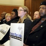 MI Workers Collect Signatures to Protect Collective Bargaining, GOPers Taking PLA Ban to Court, Gary Peters Gathers Union Endorsements for his House Campaign