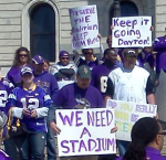 Vikings Stadium Bill Clears MN Legislature but Team Owners Will Have to Pay Extra $100M