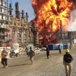 Pair of Plant Explosions Rock Louisiana, Keep OSHA Underfunding Flame Burning