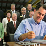 WI Gov Walker to Sell Off Highways, Prisons, and University Buildings Paid for by Students and Donors