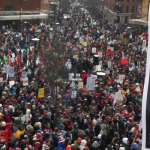 New WI Union Numbers Reveal Brutal Implications of Walker's Anti-Collective Bargaining Bill
