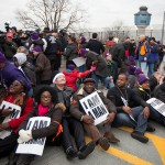 Union Members, Politicians Arrested at LaGuardia Airport MLK Day March for Workers' Rights