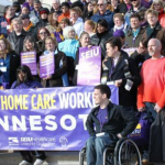 Many MN, MD, VT Home Care Workers Appear Undeterred by Harris v. Quinn