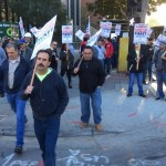 San Jose Plumbers Union Pickets Use of Out-of-State Workers