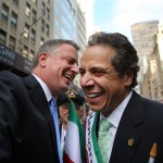 Cuomo Jabs de Blasio Over Prevailing Wage Cuts for NYC Construction Workers