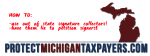 More Reports of MI Signature Collectors Lying to Get Prevailing Wage Repeal on the Ballot