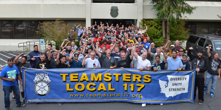 Local 117 has had great success organizing workers in the area
