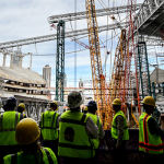 Minority, Female Hiring Goals Exceeded on New Vikings Stadium; Union Recruiting Gives Boost