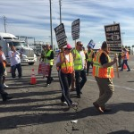 Week-long Teamsters strike, 27K Signatures Result in Misclassification Resolution at SoCal Ports