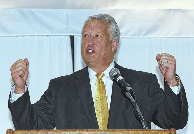 """WV State Sen. Bill Cole, """"Right-to-Work"""" sponsor"""
