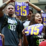 Fight for 15 Lands Largest Victory Yet; CA One Step from $15 Minimum Wage by 2022
