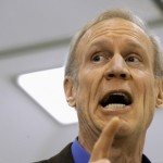 Bluster Douglass: Emails Reveal IL Gov. Rauner Thinks Teachers are