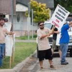 IBEW Members Leading Strike at TX Electrical Co. Following Unfair Labor Complaint, Retaliation