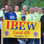 Member-phis, TN: Workers On of the South's Largest Development Projects Vote to Join IBEW